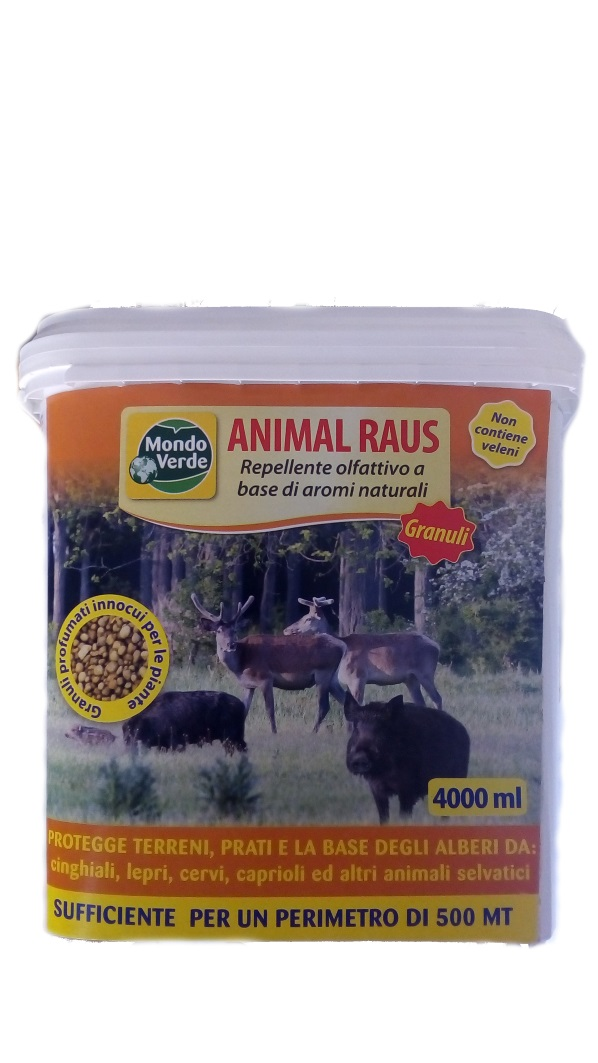 Animal Raus Repellente olfattivo